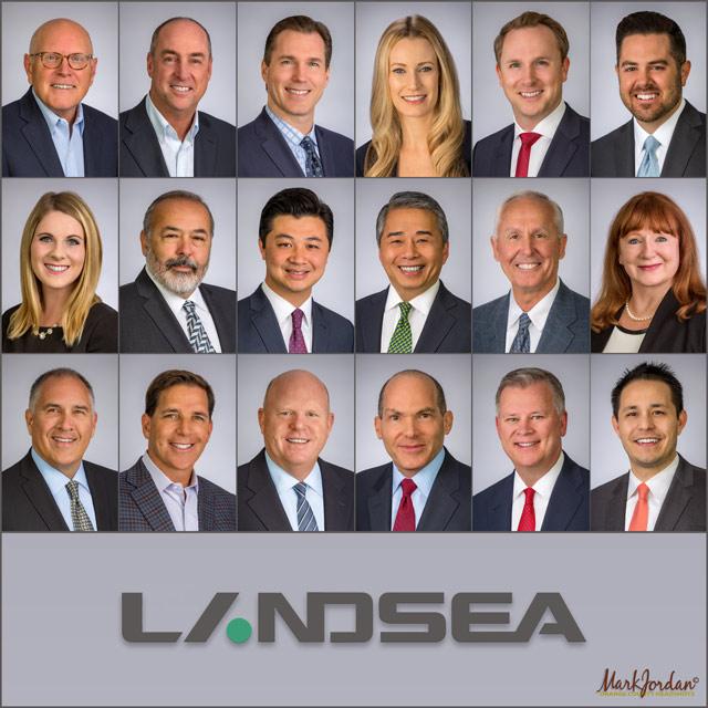 Headshot Portfolio | Landsea Homes | Orange-County-Headshots | Corporate Headshots On Location
