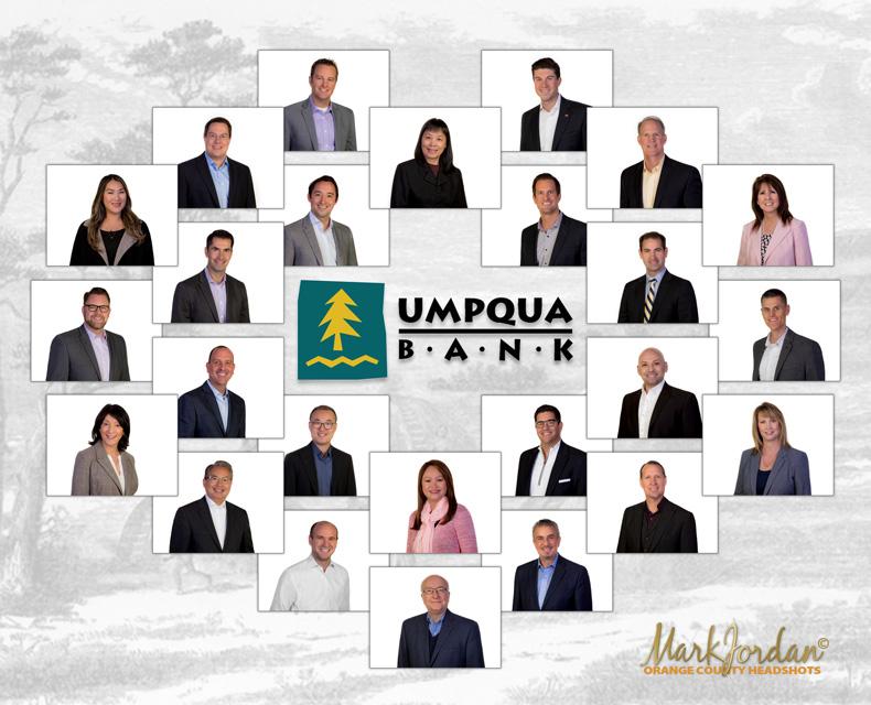 Headshot Portfolio | Orange-County-Headshots | Business Headshots | Umpqua Bank
