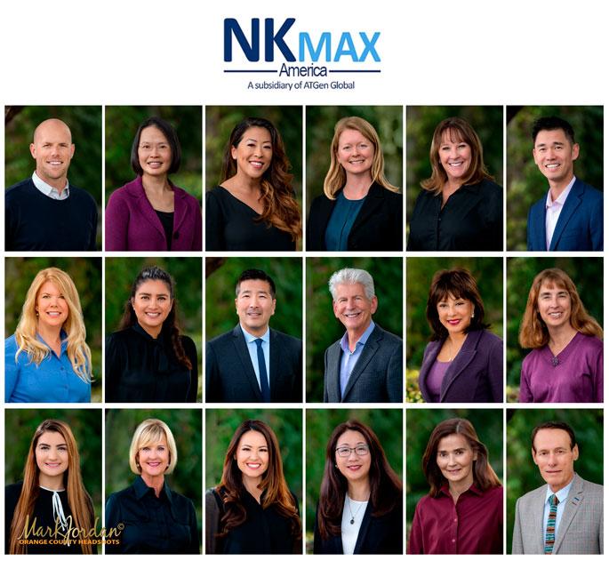 Headshot Portfolio | Orange-County-Headshots | Business Headshots | NK Max