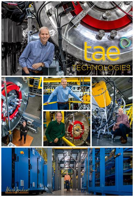 Michl Binderbauer, TAE Technologies | Orange-County-Headshots | Headshot Portfolio | Corporate Headshots