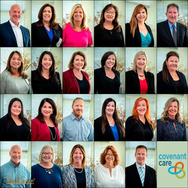 Headshot Portfolio | Orange-County-Headshots | Executive Portrait | Covenant Care