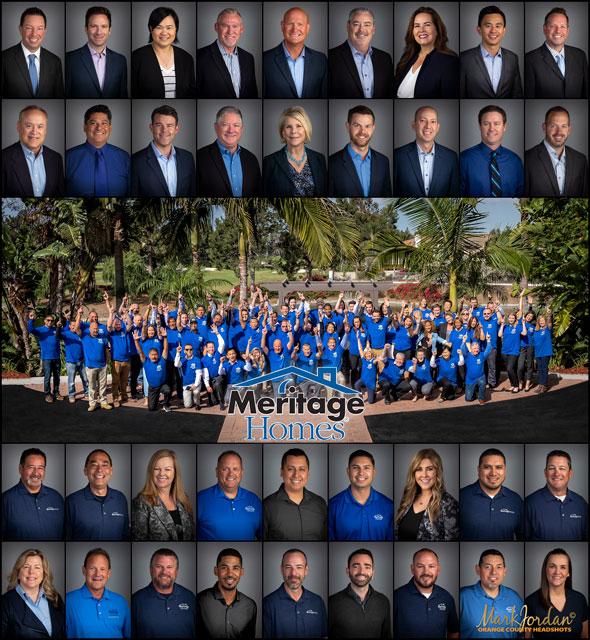 Headshot Portfolio | Meritage Homes | Orange-County-Headshots | Corporate Headshots On-Location