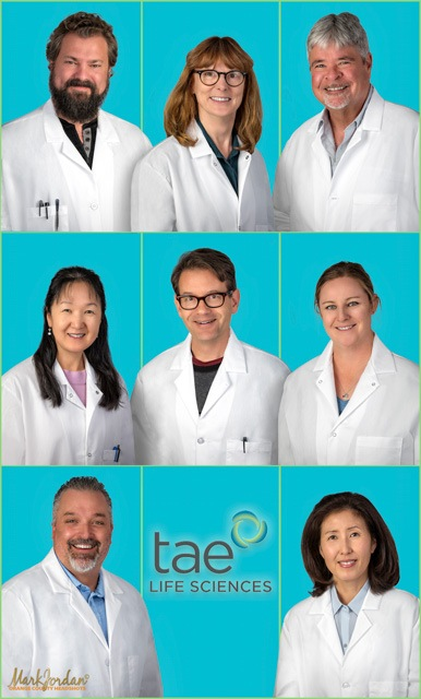 Headshot Portfolio | TAE Life Sciences | Orange-County-Headshots | Corporate Headshots On-Location