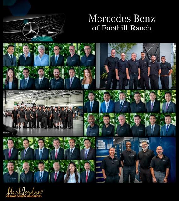 Mercedes Benz | Headshot Portfolio | Orange-County-Headshots | Business Headshots