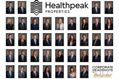 Headshot Portfolio | Healthpeak Properties | Orange-County-Headshots | Corporate Headshots On-Location