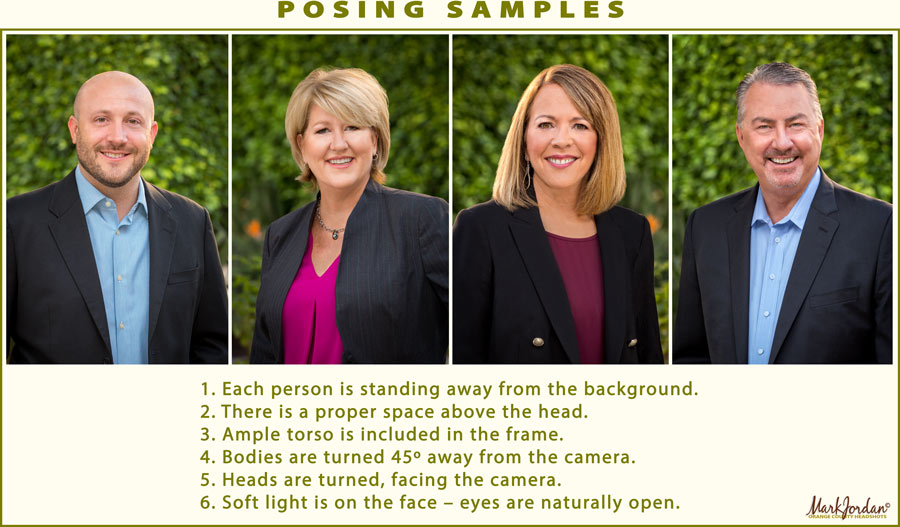 Posing-Example | How To Create Your Own Headshot