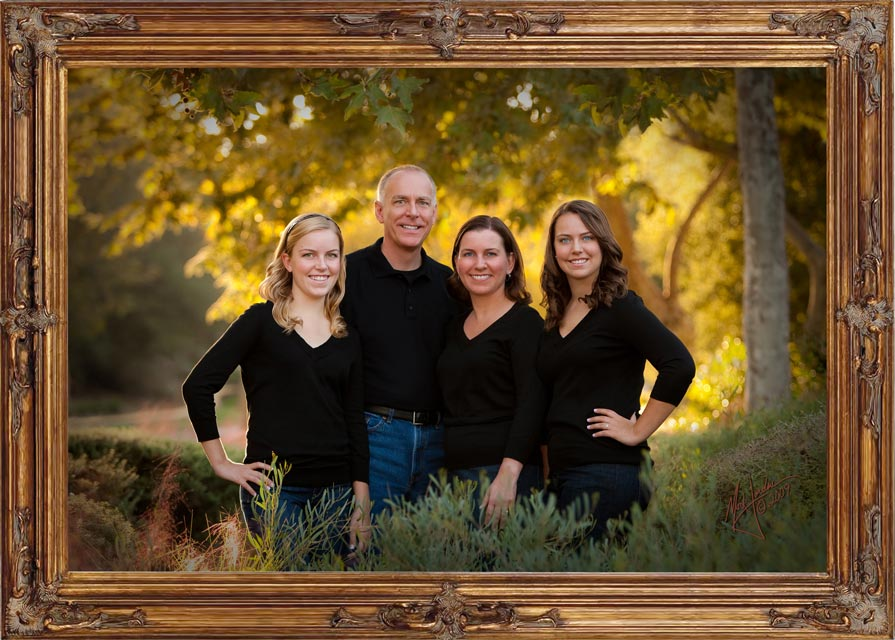 18 Family Portrait Home