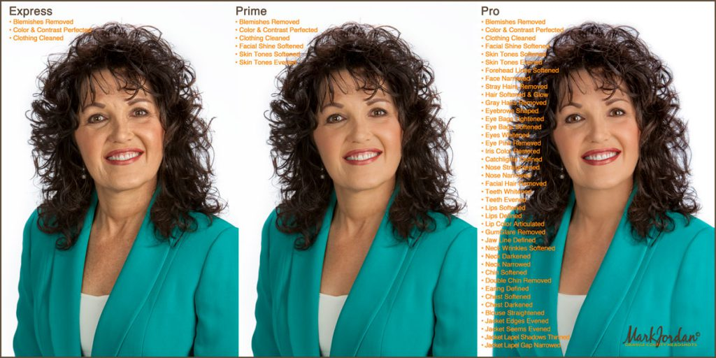 Before and After Headshots | Orange County Headshots